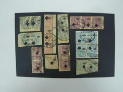 Stamps Of Uruguay - Estampillas Antiguas De Uruguay  - Oficial - Uruguay