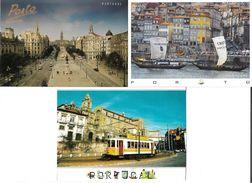 4160p: 3 AKs Porto, Ungelaufen - Porto