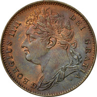 Grande-Bretagne, George IV, Farthing, 1821, SPL+, Cuivre, KM:677 - B. 1 Farthing