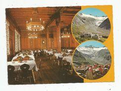 Cp,  Hôtels & Restaurants , Autriche , ZILLERTAL , Tirol , BERLINER HÜTTE , 2040m ,multi Vues , Voyagée - Hotels & Restaurants