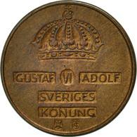 Suède, Gustaf VI, Ore, 1961, SUP, Bronze, KM:820 - Suède