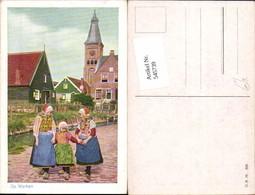 545739,Marken Typen Tracht Niederlande Holland - Europe