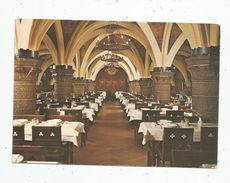 Cp,  Hôtels & Restaurants , Belgique , GENT , Restaurant - Tea Room - Café RAADSKELDER ANNO 1425 , Vierge - Hotels & Restaurants