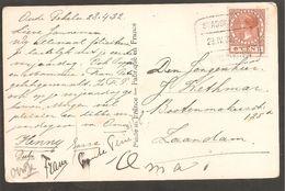 Blokstempel. Stadskanaal-Winschoten B. SP10 - Storia Postale
