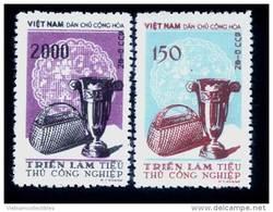North Vietnam Viet Nam MNH Stamps 1958 : Handicraft Fair In Hanoi (Ms033) - Vietnam