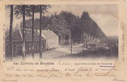 Tervueren (avenue De) - Quatre-Bras (Nels, 1900 - Tervuren