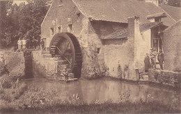 Grimbergen - 's Gravenmolen (animatie, Moulin à Eau) - Grimbergen