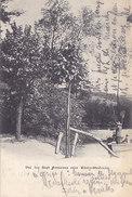 Vue Des Sept Fontaines Sous Rhode St Genèse (animée, Pêcheur, 1904) - Rhode-St-Genèse - St-Genesius-Rode