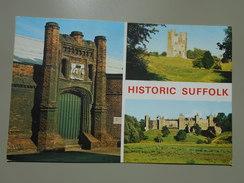 ANGLETERRE HISTORIC SUFFOLK - Angleterre