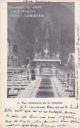 Borgt-Lombeek - Pensionnat Des Soeurs - Vue Intérieure De La Chapelle (1904) - Roosdaal