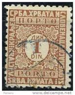 PIA - YUG - 1923-31 - T. Txe - Segnatasse - Post Pay -  (Un T.T. 70) - Impuestos