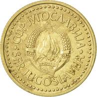 Yougoslavie, 2 Dinara, 1984, TTB+, Nickel-brass, KM:87 - Joegoslavië