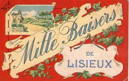 (38) CPA Lisieux Mille Baisers   (bon Etat) - Lisieux