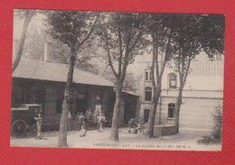 Sarrebourg  -- La Cantine Du 1 Er Bat 160 RI--  écriture Au Dos - Sarrebourg
