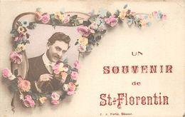 89-SAINT-FLORENTIN- SOUVENIR - Saint Florentin