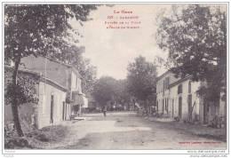 32) Saramon.- (Gers)  Entrée De La Ville - Avenue De Gimont - Unclassified