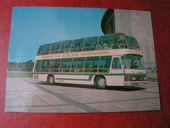 Berlin Stadrundfahrten Bus  Ca. 1960 -Fa. Severein * - Mitte