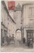 ST MACAIRE PORTE DE L HORLOGE - France