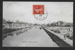 VIERZON  - Quai Du Canal - Vierzon