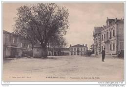 32) Saramon.- (Gers) Promenade Du Bout De La Ville - Unclassified
