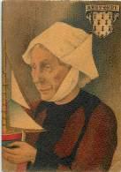 BARRE DAYEZ  1282 E BRETAGNE COIGGE REGION DE MONCONTOUR ILLUSTRE PAR ANDRE STEPHAN - Other Illustrators