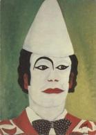 CPM - CLOWN SERGIO HERMANOS - Illustration R.VAUTIER - Edition Yvon - Cirque