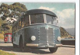 1725 02 AUTOBUS PULLMAN FIAT - Bus & Autocars