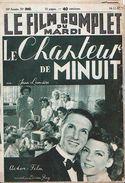 Le FILM COMPLET DU MARDI - Le CHANTEUR DE MINUIT - Jean LUMIERE - Harriett HOCTOR - Cinéma/Télévision