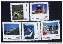 Vietnam Viet Nam MNH Perf Stamps 1995 :World Stamp Exhibition / China / Macau / Hong Kong / Taiwan (Ms718) - Vietnam