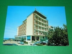 Cartolina Cattolica - Hotel Beau Rivage ( Viale Carducci ) 1970 - Rimini