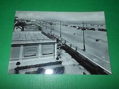 Cartolina Rimini - La Spiaggia 1953 - Rimini