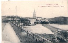 ---- Le Tarn Illustré -- ROQUECOURBE  Les Bords De L'Agout TTB Timbrée - Roquecourbe