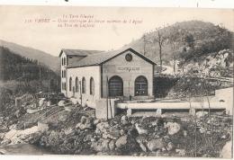 ---- Le Tarn Illustré --  VABRE  Usine électrique Des Forces Motrices De L'Agout TTB Neuve - Roquecourbe
