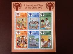 Trinidad And Tobago 1979 Year Of The Child Minisheet MNH - Trinidad & Tobago (1962-...)