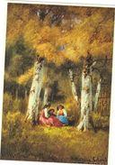 """""""  A Madame Colomb ...""""  Paul  MARTIN  .  Aquarelle ;$.  Musée De Digne . - Peintures & Tableaux"""