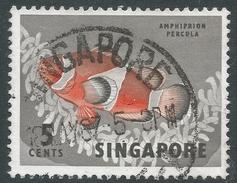 Singapore. 1962-66 Definitives. 5c Used. SG 66 - Singapore (1959-...)