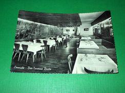 Cartolina Cornuda ( Treviso ) - Bar Taverna Brotto 1957 - Treviso