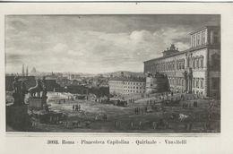Roma - Pinacoteca Capitolina  - Quirinale Vanvitelli   Italy.  S-3631 - Roma (Rome)