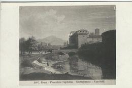 Roma - Pinacoteca Capitolina  - Grottaferrata   Vanvitelli   Italy.  S-3633 - Roma (Rome)
