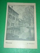 Cartolina Treviso - La Peschiera 1915 - Treviso