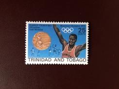 Trinidad And Tobago 1976 Olympics MNH - Trinidad & Tobago (1962-...)