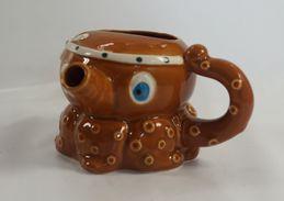 "Ceramic Watering Pot "" Tako "" - Ceramics & Pottery"