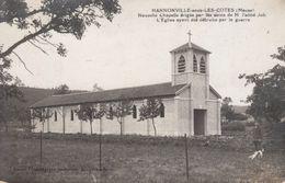 CPA - Hannonville-sous-les-Côtes - La Nouvelle Chapelle - FRANCO DE PORT - Sonstige Gemeinden