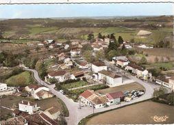 CP Laugnac Vue Générale Aérienne 47 Lot Et Garonne - Autres Communes