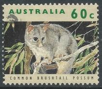 Australia. 1992 Australian Wildlife (1st Series). 60c Used SG 1365 - Used Stamps