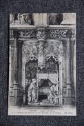 BOURG - Eglise De BROU : Figures De Rétable De La Chapelle De La Vierge. - Eglise De Brou