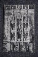 BOURG - Eglise De BROU : Figures Du Rétable De La Chapelle De La Vierge. - Eglise De Brou
