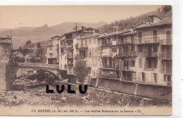 DEPT 06 : Sospel : édit. F Laugier N° 278 : Les Vieilles Maisons Sur La Bevera - Sospel