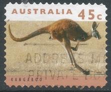 Australia. 1992 Australian Wildlife (2nd Series). 45c (Self Adhesive) Used SG 1453 - Used Stamps