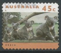 Australia. 1992 Australian Wildlife (2nd Series). 45c (Self Adhesive) Used SG 1456 - Used Stamps